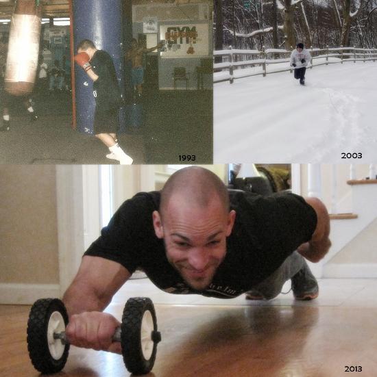 Goditi il tuo allenamento